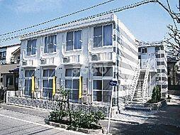 東京都江戸川区西一之江1丁目の賃貸アパートの外観