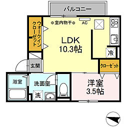 津福駅 5.5万円