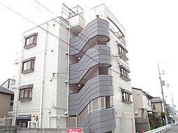 ジャルダン岡本[4階]の外観
