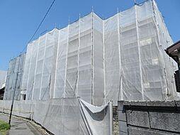 (仮)D-room西綾瀬[1階]の外観