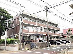 ラウンドリーフ桜台[1階]の外観
