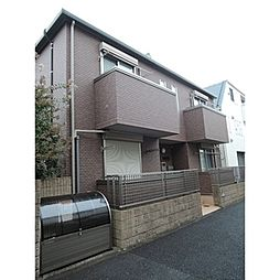 東京都品川区西大井2丁目の賃貸アパートの外観