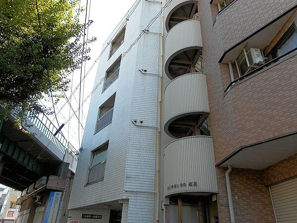 千鳥橋第一RSビル[4階]の外観