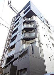 神奈川県川崎市川崎区大師駅前2丁目の賃貸マンションの外観