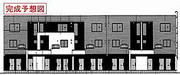 ピースファルメゾン[105号室]の外観