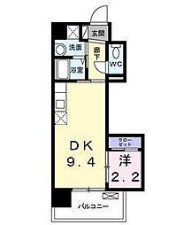 Soubou[10階]の間取り
