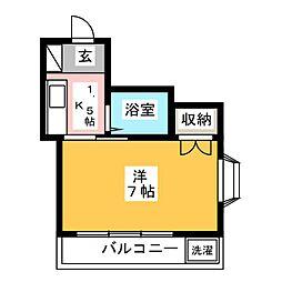 武蔵藤沢駅 2.7万円