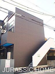 大阪府堺市堺区大仙中町の賃貸アパートの外観