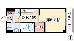 鶴舞駅 7.3万円