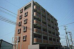 福岡県糟屋郡志免町南里7丁目の賃貸マンションの外観