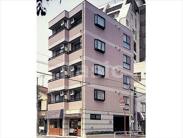 USハイツ鴬谷 3階の賃貸【東京都 / 荒川区】