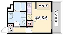 英賀保駅 4.5万円