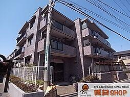 藤和ライブタウン津田沼[1階]の外観