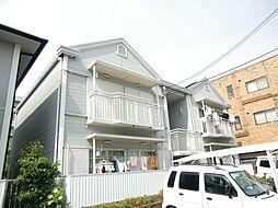 サンビレッジ鮎川・A棟[1階]の外観