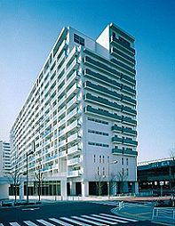 アパートメンツ東雲キャナルコート[223号室]の外観