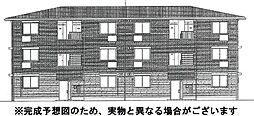 D-roomパークサイド吉塚[303号室]の外観