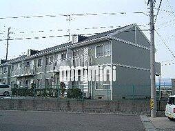 セントリバーハイツ千代崎C[2階]の外観