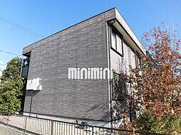 愛知県日進市赤池南2丁目の賃貸アパートの外観