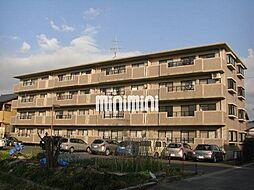 レジデンスタカオカ[1階]の外観