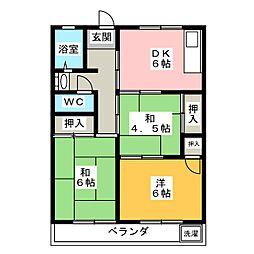 吉浜駅 4.3万円