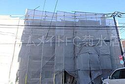 AKUBI 東札幌[1階]の外観