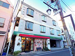 東京都小平市津田町3丁目の賃貸マンションの外観