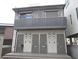 和歌山県和歌山市畑屋敷東ノ丁の賃貸アパートの外観