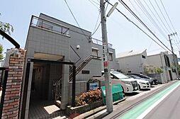 東京都世田谷区瀬田2丁目の賃貸マンションの外観