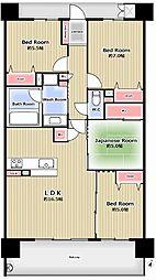 全居室収納スペースあります。