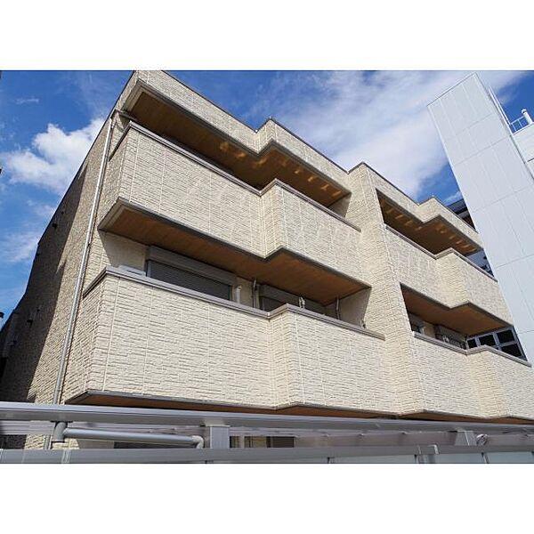 奈良県奈良市橋本町の賃貸マンションの外観