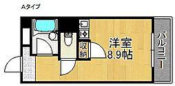 エスペランス尾崎[5階]の間取り