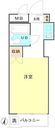 TOP成城学園第2[406号室]の間取り