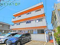 愛知県名古屋市南区北頭町2丁目の賃貸マンションの外観