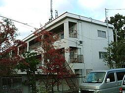 兵庫県宝塚市清荒神3丁目の賃貸マンションの外観