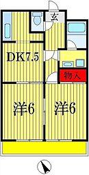 稲毛駅 8.5万円