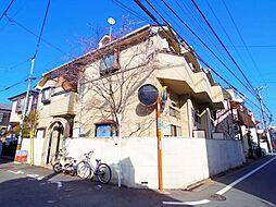 東京都西東京市保谷町1丁目の賃貸アパートの外観