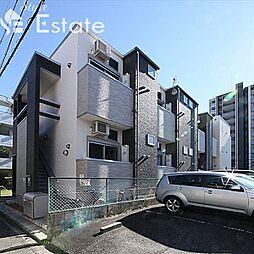 愛知県名古屋市昭和区広路通6丁目の賃貸アパートの外観