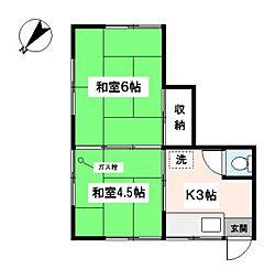 天王町駅 3.9万円