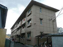 薗村マンション[3階]の外観