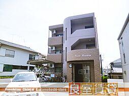 愛知県名古屋市南区呼続2丁目の賃貸マンションの外観