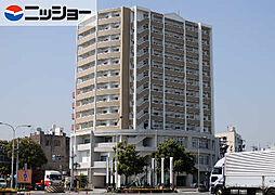 ベレーサ築地口ステーションタワー[5階]の外観
