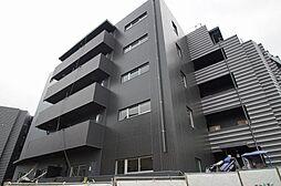 東京都大田区中馬込3丁目の賃貸マンションの外観