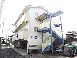 大阪府阪南市尾崎町1丁目の賃貸マンションの外観