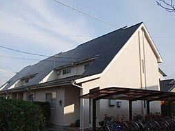 [テラスハウス] 福岡県久留米市江戸屋敷2丁目 の賃貸【/】の外観