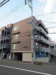 北海道札幌市西区二十四軒二条5丁目の賃貸アパートの外観