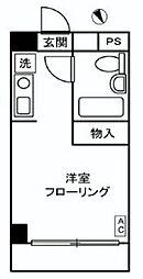 GMハウス[1階]の間取り