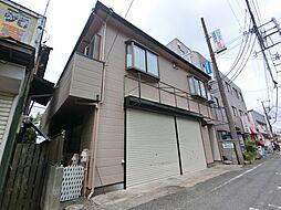千葉県成田市花崎町の賃貸アパートの外観