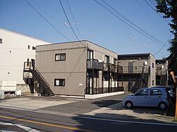 スタジオ北柏[3-203号室]の外観