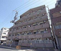 京都府京都市右京区西京極堤外町の賃貸マンションの外観