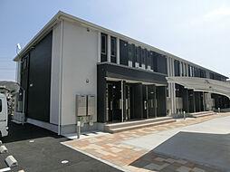 JR姫新線 播磨高岡駅 徒歩27分の賃貸アパート